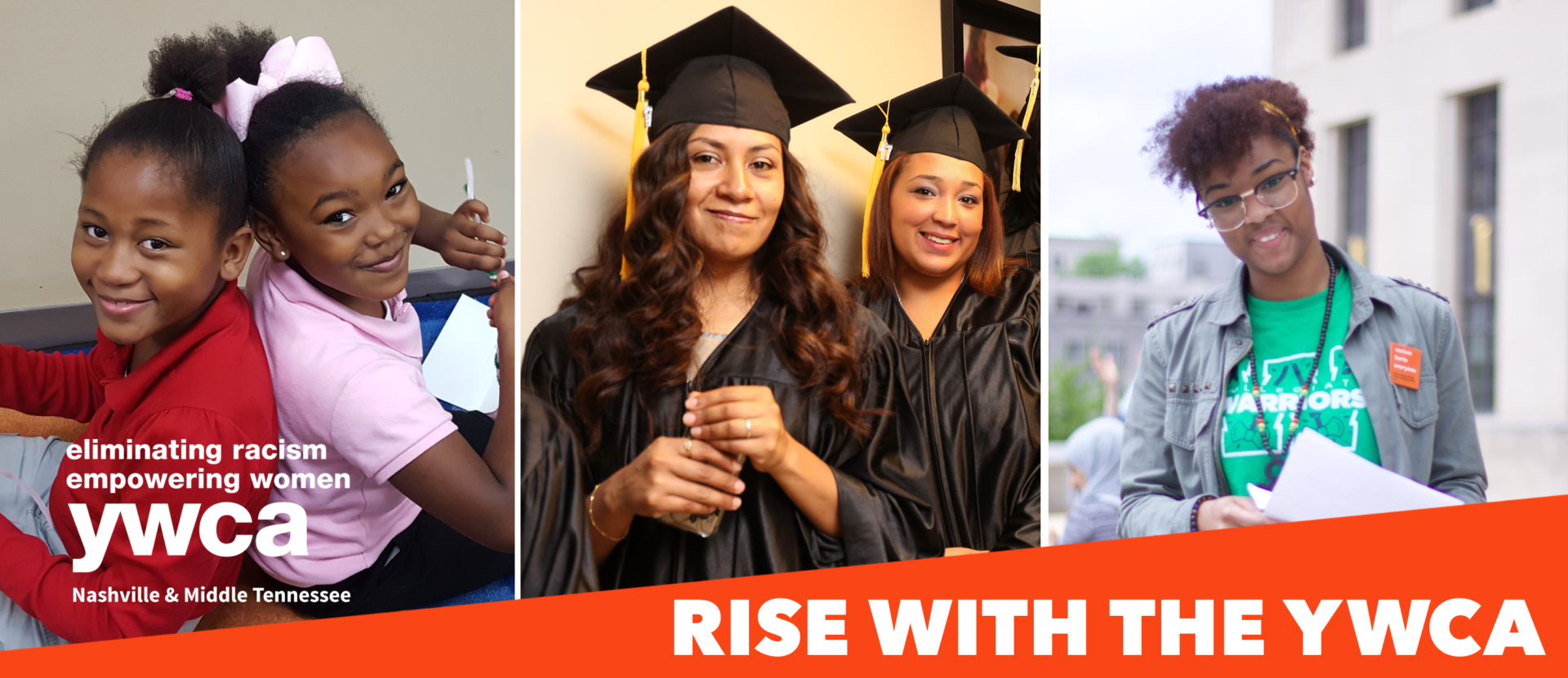 Rise with the YWCA - Several of our clients