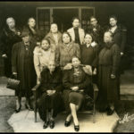 African-American women from the Blue Triangle branch of the YWCA.