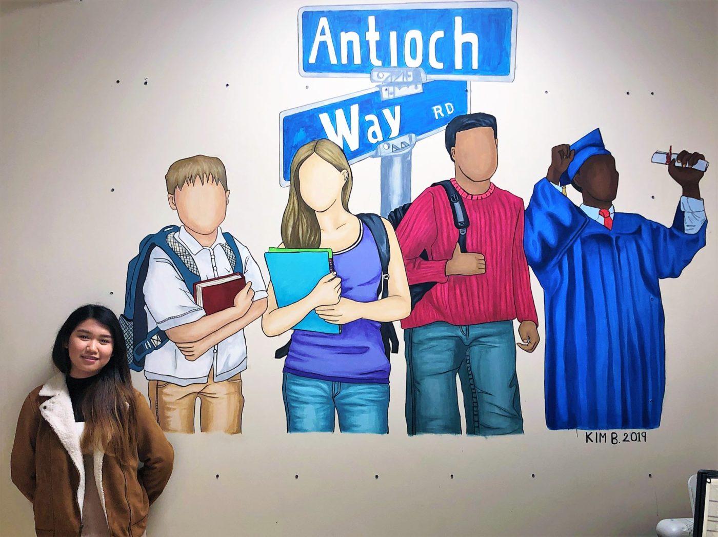 Antioch Mural