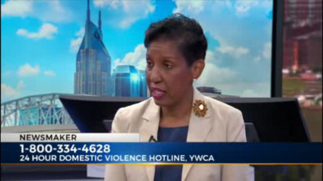 Sharon Roberson on WKRN